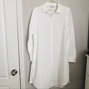 Fox Croft NYC White Dress Shirt